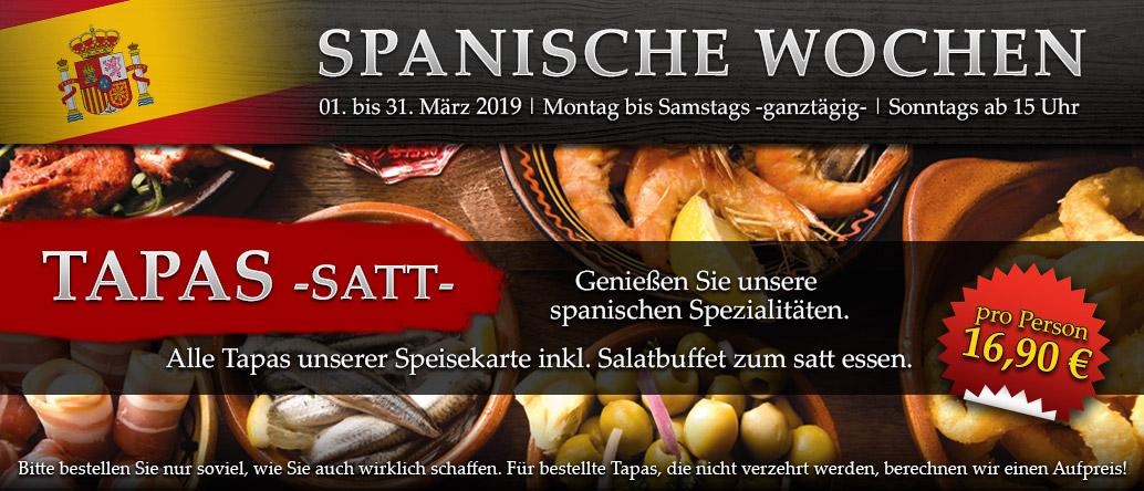 Spanische Wochen März 2019
